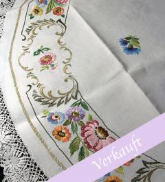 Round table cloth 130 cm**