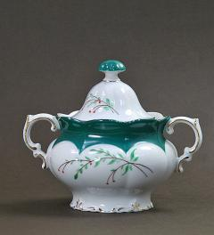 Sugar Bowl hand painted**