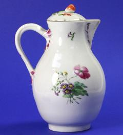 Wien/porcelain manufactory brand Mocha coffee pot**