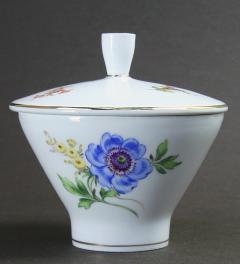 Meissen/ Sugar Pot**