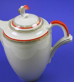 Art Deco coffee pot/ Mitterteich**