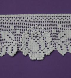 New/Hand Crochet Lace*