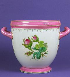 Large Flower Pot with Roses***