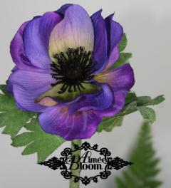 Anemone Purple Aimée Bloom*