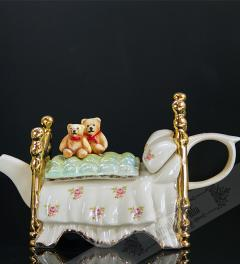New/English tea pot Romantic*