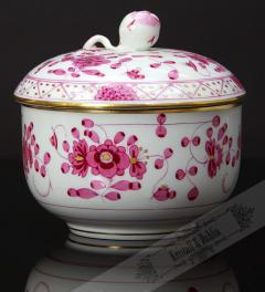 Meissen Antique Sugar Pot***