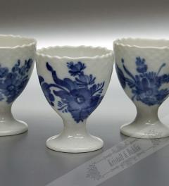 Royal Copenhagen Eierbecher Blaue Blume**
