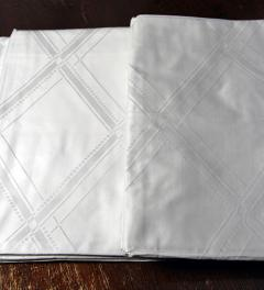 2 Old Duvet Covers 1,40 m X 2,00 m**