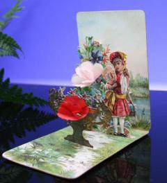 Old Pop-up-decorative card***