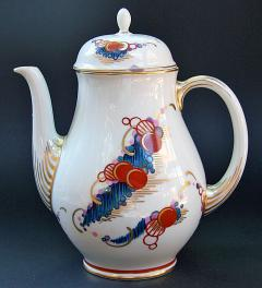Thomas & Ens/Art deco coffee pot **