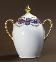 Limoges Big Sugar Pot**