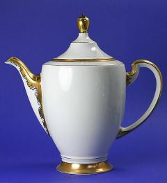 Hertel, Jacob & Co./large coffee pot***