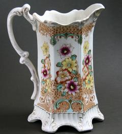 English Ceramic Jug***