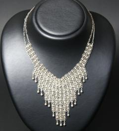 Silver Necklace 1920**