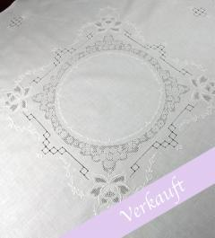 Hand Made Tablecloth 80 X 80cm**