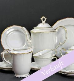 Coffee set for 6 Persons/Oskar Schaller**