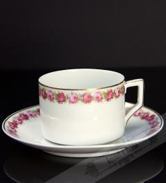 Antique cup & saucer 1911**