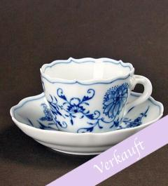 Onion Pattern Demitasse Meissen**
