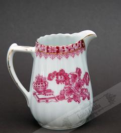 Tiefenfurt/Milk Pot China Red***