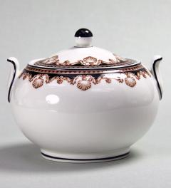 Wedgwood Medici Sugar Bowl**