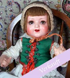 Old Puppet Margot**