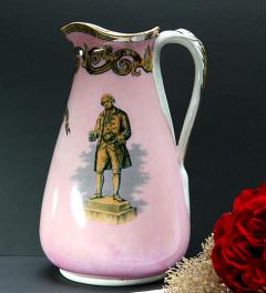 Antique Ceramic Jug Charlton***