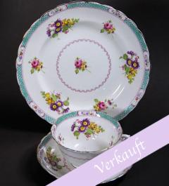 Tuscan China England Coffee Service**