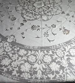 Round Table Cloth/ Diameter 2,00m**