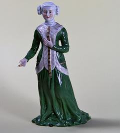 Antique Figure Potschappel**