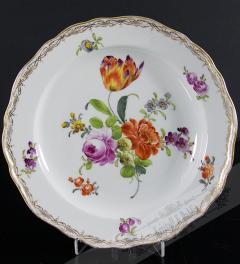 Meissen decorative plate 1850-1924**