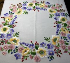 Table Cloth 1,00m X 1,00m***