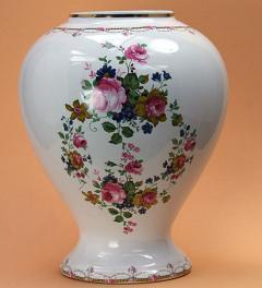 Old Vase with Roses**