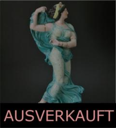 Fraureuth/ Art Deco Figur**