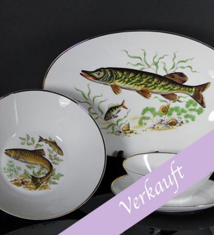 Fish set for 6 Persons**