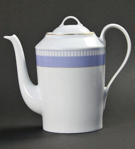 Limoges coffee pot**
