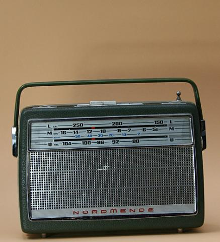 Nordmende Portable Radio**