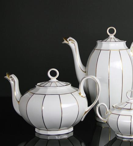 Tea/Coffee service for 6 Persons 1914-1922**