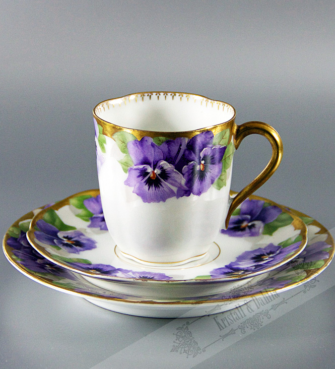 Rosenthal Viktoria Luise Cup with Saucer**